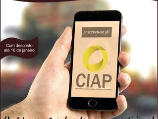 12 razões para participar da CIAP 2017