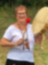 Femme-médecine - Chantal Peccatte - guér