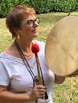 Femme-médecine - Chantal Peccatte - magn