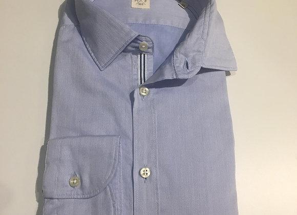 Camicia oxford slim fit bordino a contrasto MGF