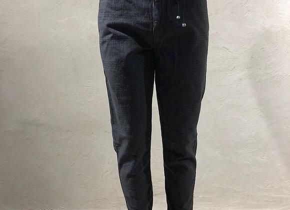 Pantalone chino quadri BL.11