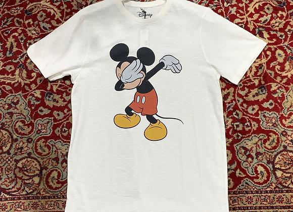 T-shirt uomo stampa Mickey Mouse Disney