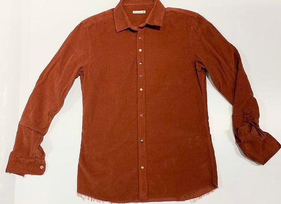 Camicia velluto mille righe  Bl.11