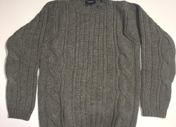 Pullover uomo norvegese grigio medio Homeward