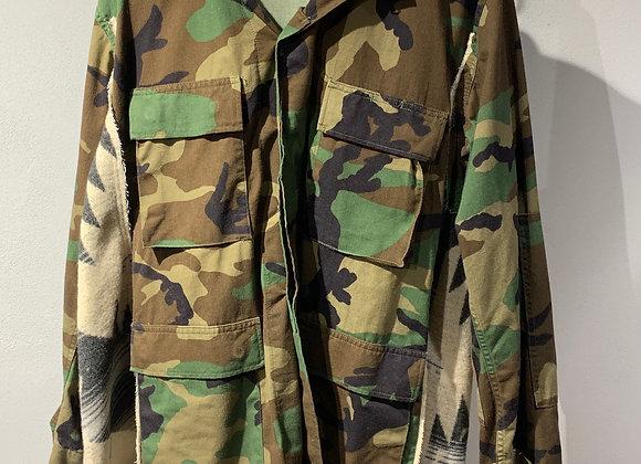 Caban camouflage+etnic Front Street 8