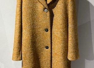 Cappotto giallo ocra Niù Fashion