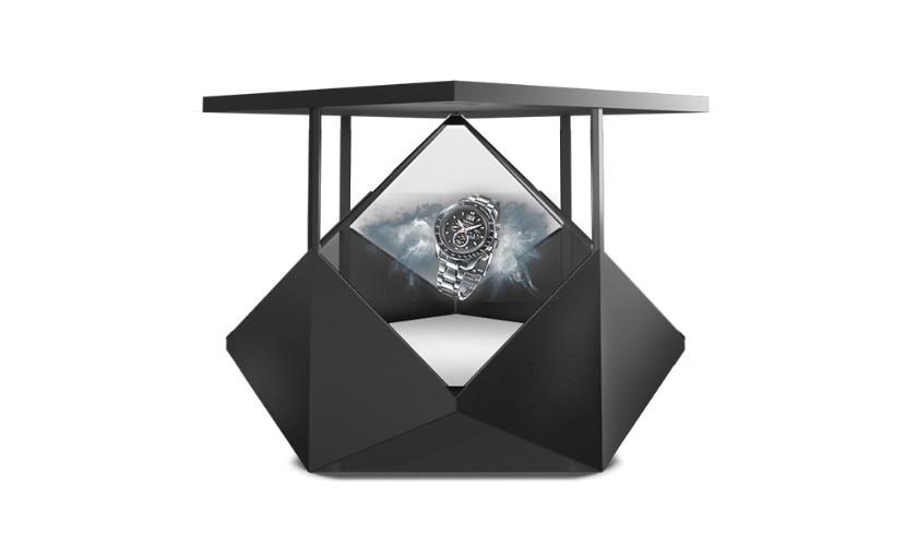 Hologramme de bijoux, montre