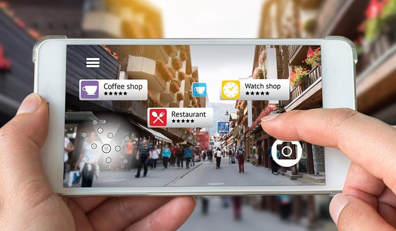 marketing agence réalité augmentée paris