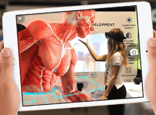 6 façons d'utiliser la réalité augmentée pour votre entreprise.