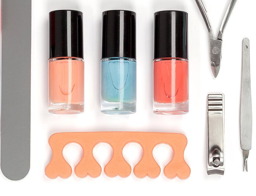 suministros de uñas