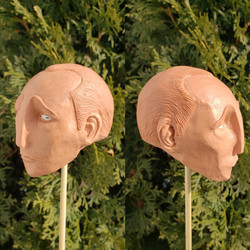 Milton Head Maquette