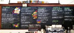 Gigi's Café Renewed Menu