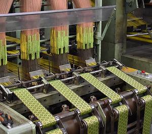 Marusei orimono factory.JPG