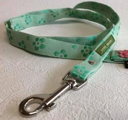 dog lead green