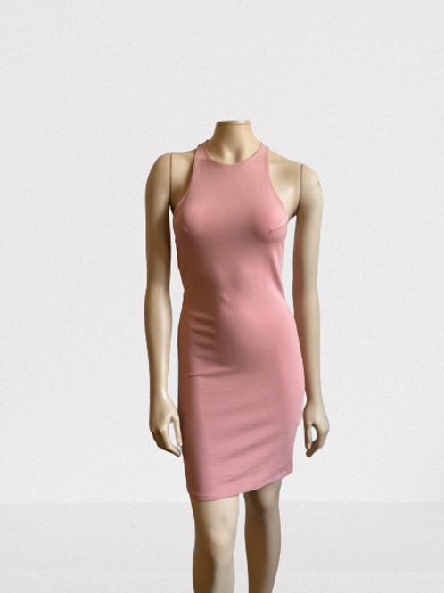 Open Back Cutout Dress