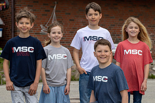MSC T-Shirt Kids