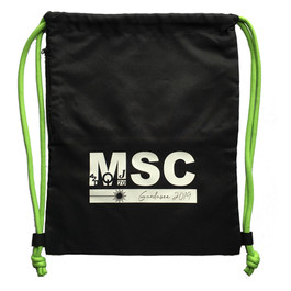Gardasee Gym Bag
