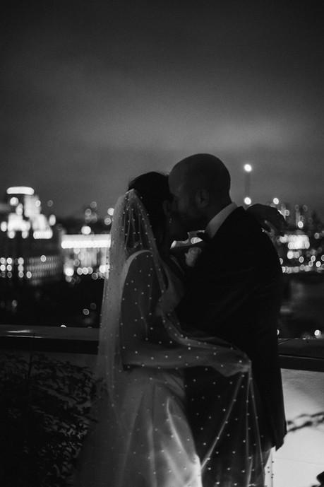 STYLISH & LUXE INTIMATE WEDDING IN LONDON | HANNAH & PAUL