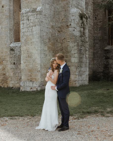 GORGEOUS & INTIMATE TUSCANY WEDDING | ESTHER & JORDAN