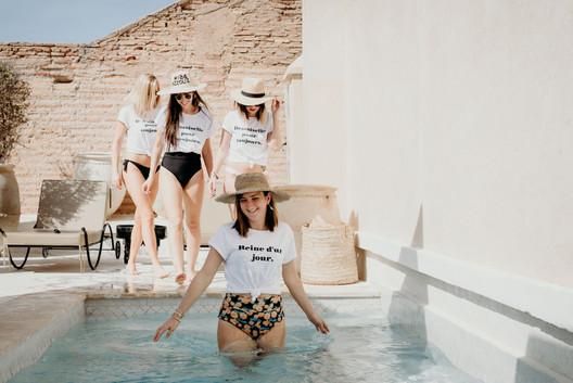 EVJF Marrakech Riad - Sophie Masiewicz P
