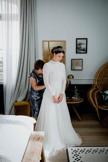 Mariage bretagne mer - Sophie Masiewicz