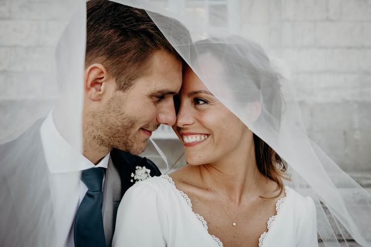 Mariage chateau rousseliere - Sophie Mas