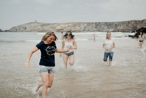 EVJF bord de mer - Sophie Masiewicz Phot