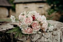 Mariage nature et delicat - Sophie Masie