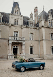 Mariage champetre au chateau - Sophie Ma
