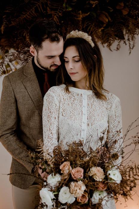 Mariage de retour de Riga - Sophie Masie