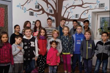 Fondation Lazarenum à Târgu-Mures, en Roumanie