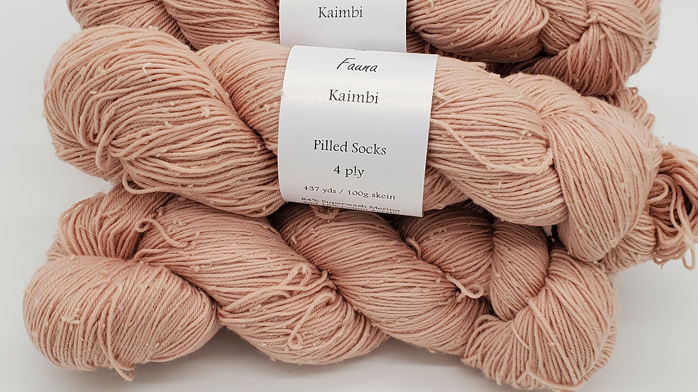 Kaimbi Pilled Sock Lot 1