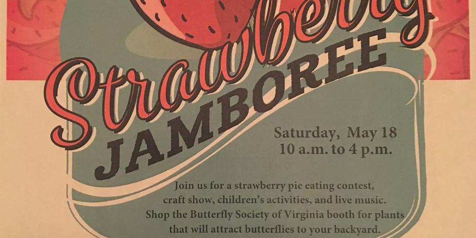 Strawberry Jamboree at the Farmers Market