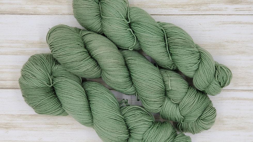 Algae Chlorophyllin Dyed Sock Lot 5