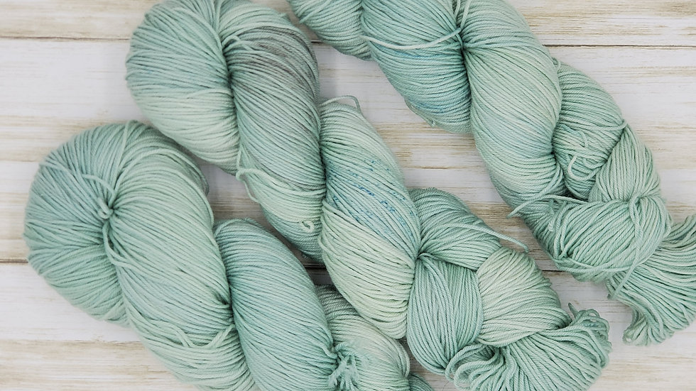 Sea Glass Dyed Sock Lot 25