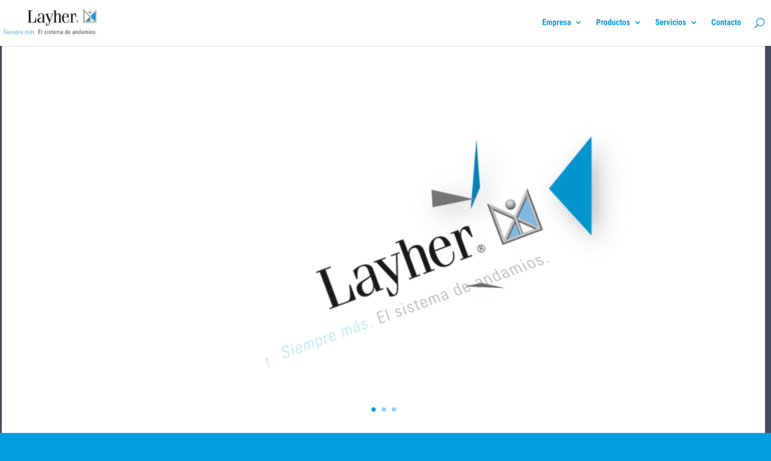 Web Layher Ecuador