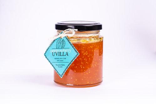 Mermelada de Uvilla 260 ml.