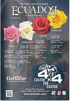 Revista 60 - Ecuador y sus flores