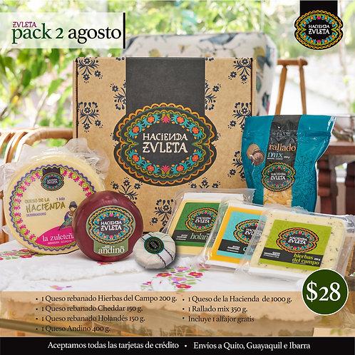Pack 2 Agosto