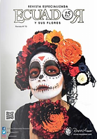 Revista 70 - Ecuador y sus flores