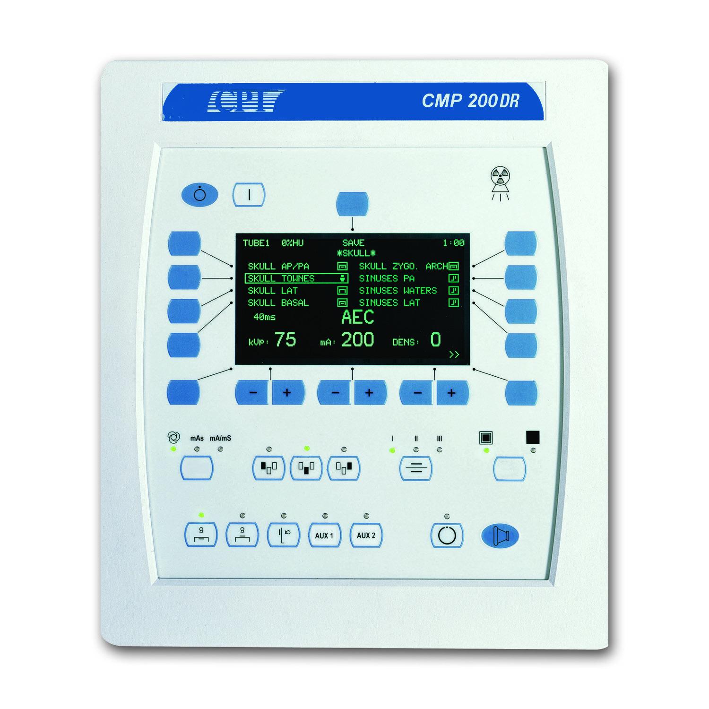 X-ray unit CPI