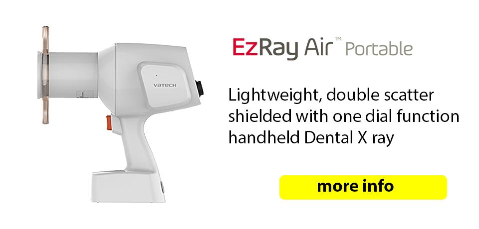 Vatech Ezray Portable Hand Held Dental X