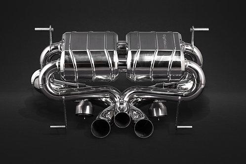 Capristo Lamborghini Aventador S LP740 – Valved Exhaust System