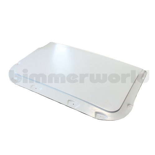 BimmerWorld E46 Fiberglass Sunroof Fill Panel