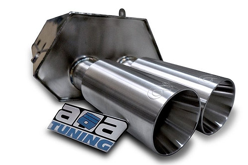 BMW E36 SIGNATURE REAR EXHAUST GEN 3 | M3 325 328 BY BMW TUNER, ACTIVE AUTOWERKE