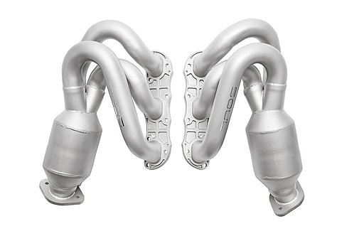 Soul Performance Porsche GT4 / Boxster Spyder Long Tube Street Headers