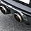 Thumbnail: Akrapovic 16-17 Porsche 911 Carrera S/4/4S/GTS (991.2) Rear Carbon Fiber Diffuse