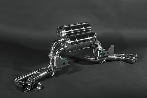 Capristo Ferrari 430 Valved Exhaust System (No Remote)