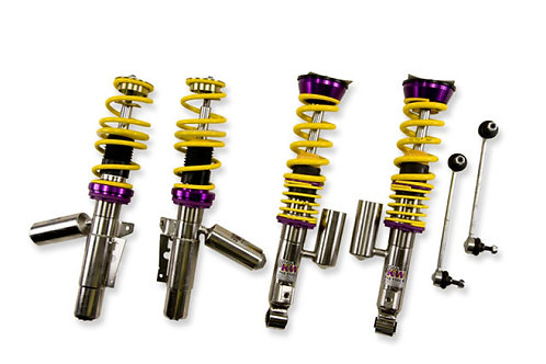 KW Coilover Kit V3 Porsche 911 Turbo (996)