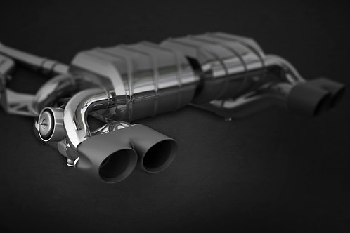Capristo BMW M3/M4 – Valved Exhaust System inc. Remote (Ceramic Tips)